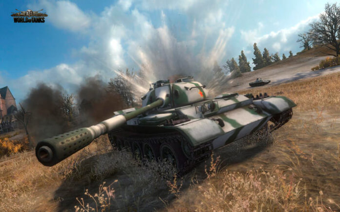 Радиостанция в World of Tanks