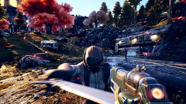 Игра года The Outer Worlds